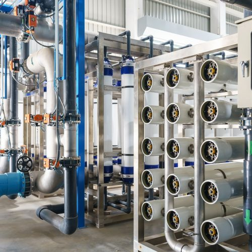 water treatment plant - website